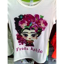 Blusas Moda Frida Blusa Dama