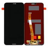 Pantalla Display+touch Huawei P20 Lite Original Negro+envio