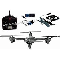 Drone Radiocontrol 2.4 Ghz Camara Hd 16 Gb 152 Mts Alcance