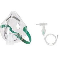 Aerosol Máscara De Oxígeno Con El Kit De Tubos - Tamaño Adul