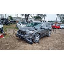 Honda Cr-v Exl Navi 2014... Siniestrado Para Reparar.