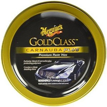 Meguiar G7014j Gold Class Carnauba Plus Paste Wax - 11 Oz
