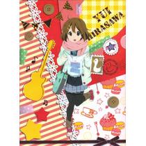 Folder Plstic Yui Hir K-on! Lawson Y2322 1 Envio Gratis Dhl
