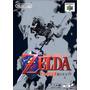 La Leyenda De Zelda Ocarina Of Time (juego De Video De Impo