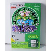 2ds Edicion Pokemon Rojo Fuego Verde Hoja Rojo Fuego Etc
