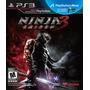 Ninja Gaiden 3 Para Playstation 3 Nuevo Y Sellado