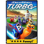 Turbo Dreamworks Dvd Nuevo / No Mi Villano Favorito Pitufos