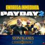 Pay Day 2 | Steam | Original | Digital | Pc El Mejor Precio
