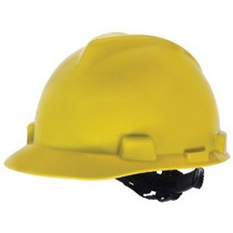 Msa Safety Works 818068 Casco Amarillo