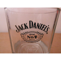 Vaso Jack Daniels Tennessee Whiskey Bar Restaurante Souvenir