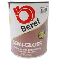 Pintura Acrila Sm 2001-4 Bco/paste (1 Lt) Berel
