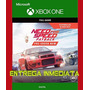 Need For Speed Payback Xbox One Nfs Digital Original Offline