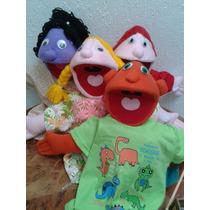 Muppets, Titeres Originales Medio Cuerpo Rm4