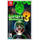 ..:: Luigi Mansion 3 ::.. Para Switch Disponible Ya