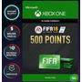 [xbox Live] Fifa 18 - 500 Fut Points  - Código Digital