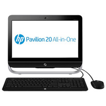 All In One Hp 20-b303la Amd E1 1500 4 Gb Ram 500 Dd 20 Rfbd