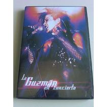 Alejandra Guzman La Guzman En Concierto Dvd Nuevo Cerrado