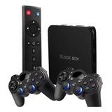 Black Box + Zonareto + 2 Gamepads Inalambricos + 5500 Juegos