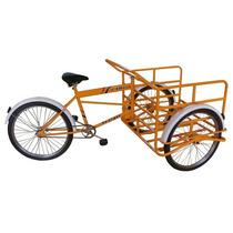 Triciclo De Carga Reforzado 2 Años De Garantia