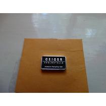 Lingote De Plata 0.999, 5 Gramos. Geiger