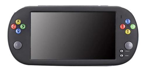 Consola Powkiddy X16 8gb Standard Negra