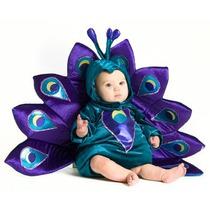 Oferta Disfraz De Pavo Real Guajolote Para Bebes 18-24 Meses