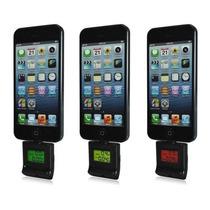 Alcoholimetro Portatil Ipega Para Iphone Ipod Ipad