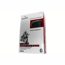 Intercomunicador Casco Moto Bluetooth Unclear Hbc 100