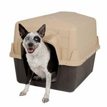Casa Casita Para Perros Mascotas Mediana Refugio Perro