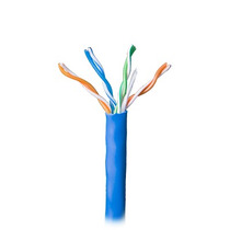 Bobina De Cable Par Trenzado Nivel 5 (cat 5e), Cmr, De Color