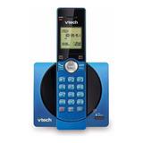 Teléfono Inalámbrico Vtech Cs6919 Azul Y Negro