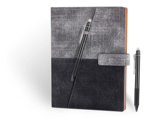 Cuaderno Inteligente Reutilizable Libreta 100 Page 2 Plumas