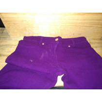 Pantalón Tipo Mayon Para Dama