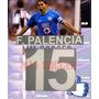 Estampado Cruz Azul Local 2002 F. Palencia #15