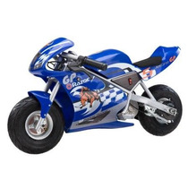 Carro Moto Deportiva Razor 24volt Potente