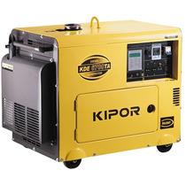 Generador Planta De Luz Diesel 5kwatts 5500 Watts Kipor