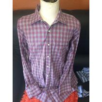 Padrisima Camisa De Vestir M.tommy Hilfiger T.\xl Nueva.
