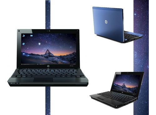 Laptop Barata Mini Hp 2gb 320gb Cámara Wifi Remate