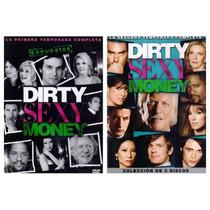 Dirty Sexy Money Paquete Temporada 1 Y 2 Serie Completa Dvd