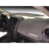 Cubretablero Nissan Versa 2015/2019 + Cubreposapie