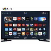 Samsung Smart Tv Led 32 Un32j4300af Hd Wifi Nueva A Msi