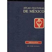 Libros: Atlas Cultural De Mexico 12 Tomos Ed 88 Conservado