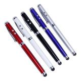 Pluma Lápiz Pen Stylus Lámpara Láser Bolígrafo Tablet Celula