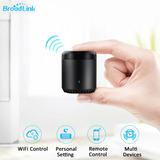 Controlador Remoto Broadlink Rm Mini3 Wifi   Ir Alexa G Home