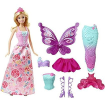 Barbie Se Visten De Hadas Barbie Muñeca