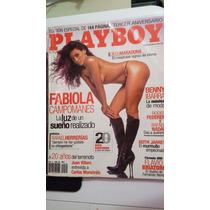 Fabiola Campomanes Revista Playboy
