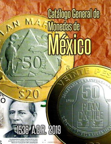 Catálogo General De Monedas De México