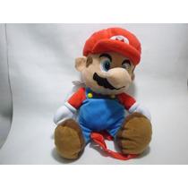 Mochila De Mario Super Mario Bros Original De Nintendo 2011