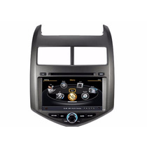 Estereo Chevrolet Sonic Android Dvd Gps Mirrorlink Ipod 3g
