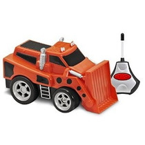 Kid Galaxy Suave Y Squeezable Radio Control Bulldozer